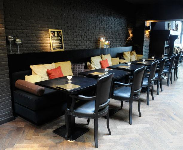 Voo Do Interieurdesign En Maatwerk Bar Louis
